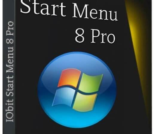 IObit StartMenu 8 Pro Crack - Cracklink.info