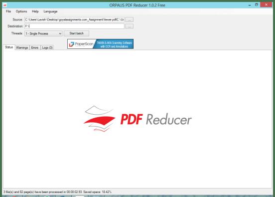 ORPALIS PDF Reducer Pro Crack - Cracklink.info