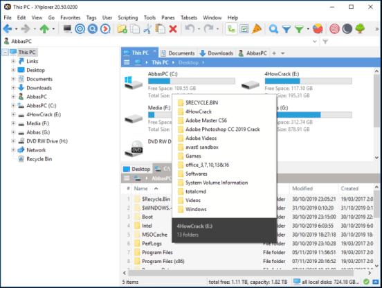 XYplorer Pro Crack - Cracklink.info