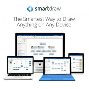 SmartDraw 2021 Crack + Serial Key Free Download