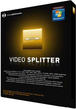 SolveigMM Video Splitter 7.6.2011.05 Business + Crack Serial Key