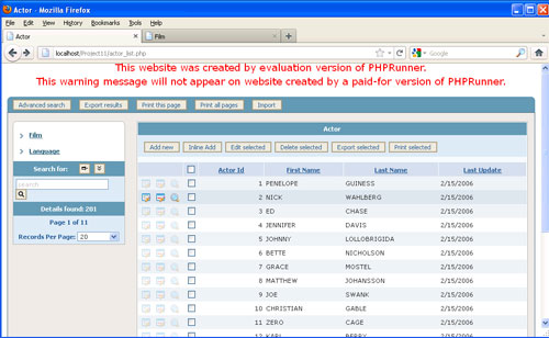 PHPRunner 9.6 Crack & Patch [ Latest ] FREE Download