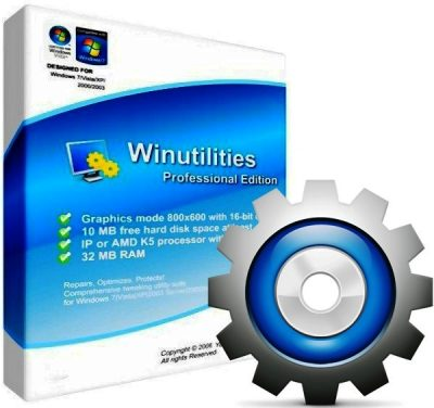 WinUtilities Pro 15.22 Crack + Serial Key Free Download
