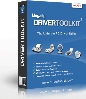 Driver Toolkit Crack v8.9 Plus License Key Free Download
