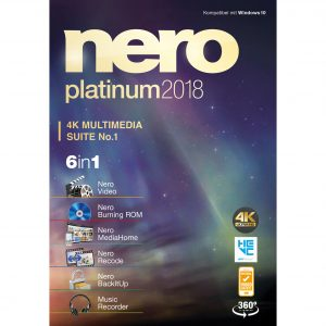 Nero Platinum 2020 21.0.02600 Crack with Serial Key Free Download
