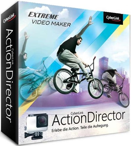 CyberLink ActionDirector Ultra 3 Crack & Keygen [Latest]
