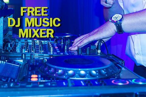DJ Music Mixer Pro 6.9.1 Crack + Serial Key Free Download