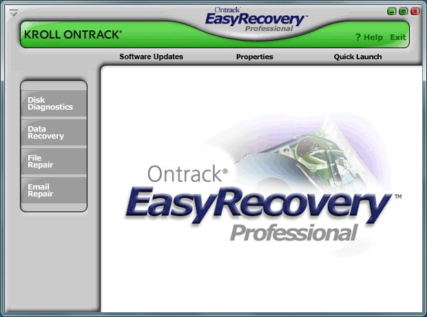 Ontrack EasyRecovery 11.5.0.3 Crack & Keygen Free Download