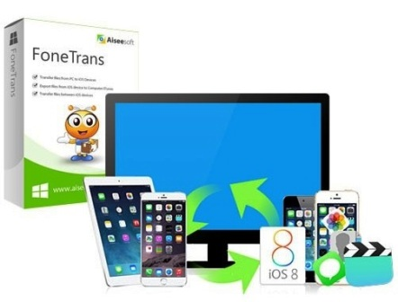 Aiseesoft FoneTrans 8.3.38 Crack With Registration Code 2018