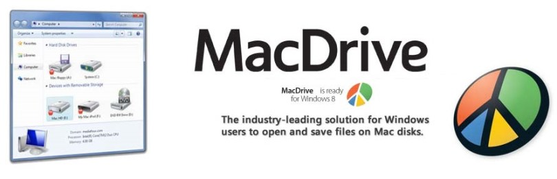 MacDrive Pro 10.5.6.0 Crack With License Key Free Download