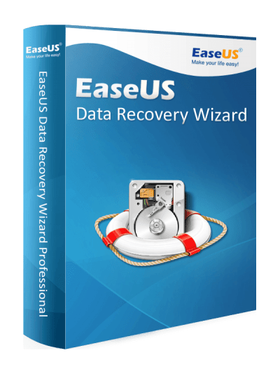 EaseUS Data Recovery Wizard 11.9 License Code + Crack 2018
