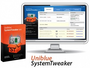 Uniblue System Tweaker 2018 Crack + Serial Key Free Download