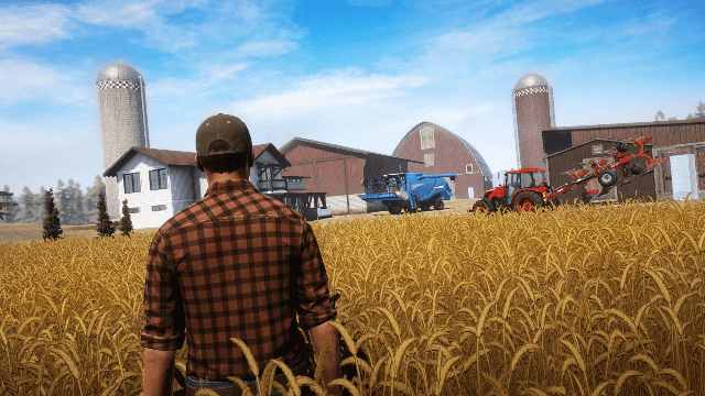 Pure Farming 2018 PC Download