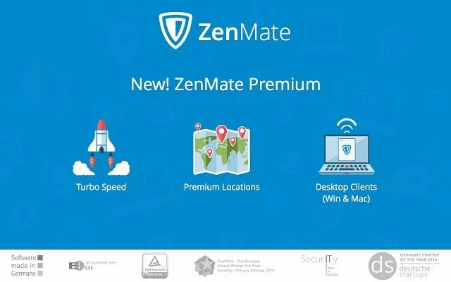 Zenmate Premium 6.2.0 Activation Code [Cracked]