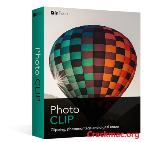 InPixio Photo Clip 10 Professional Crack Plus Serial Key [Latest]