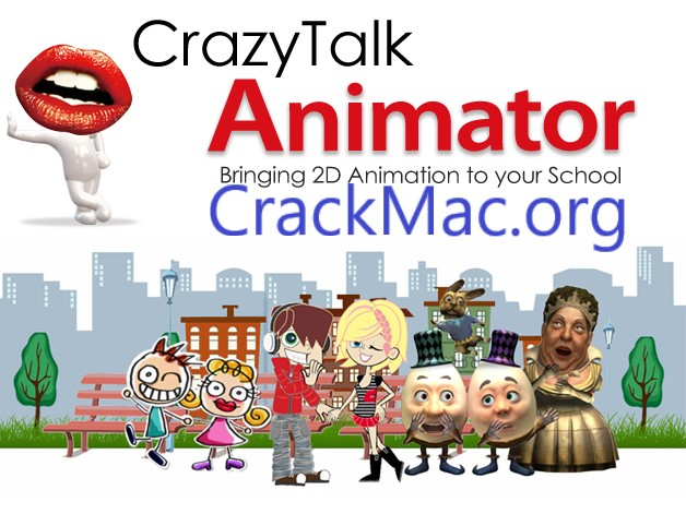 CrazyTalk Animator 3.31.3514.2 Crack + Serial Key Full 2019