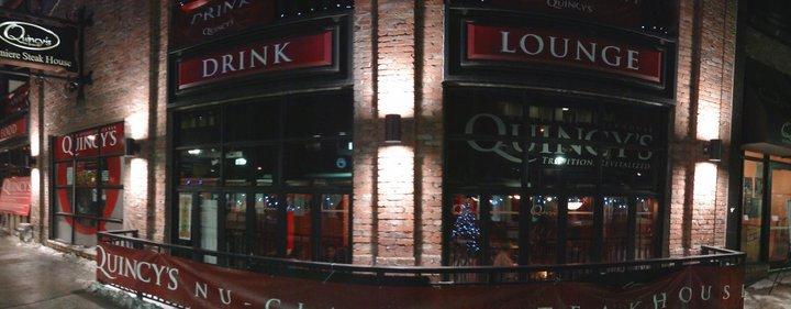 Quincys Lounge
