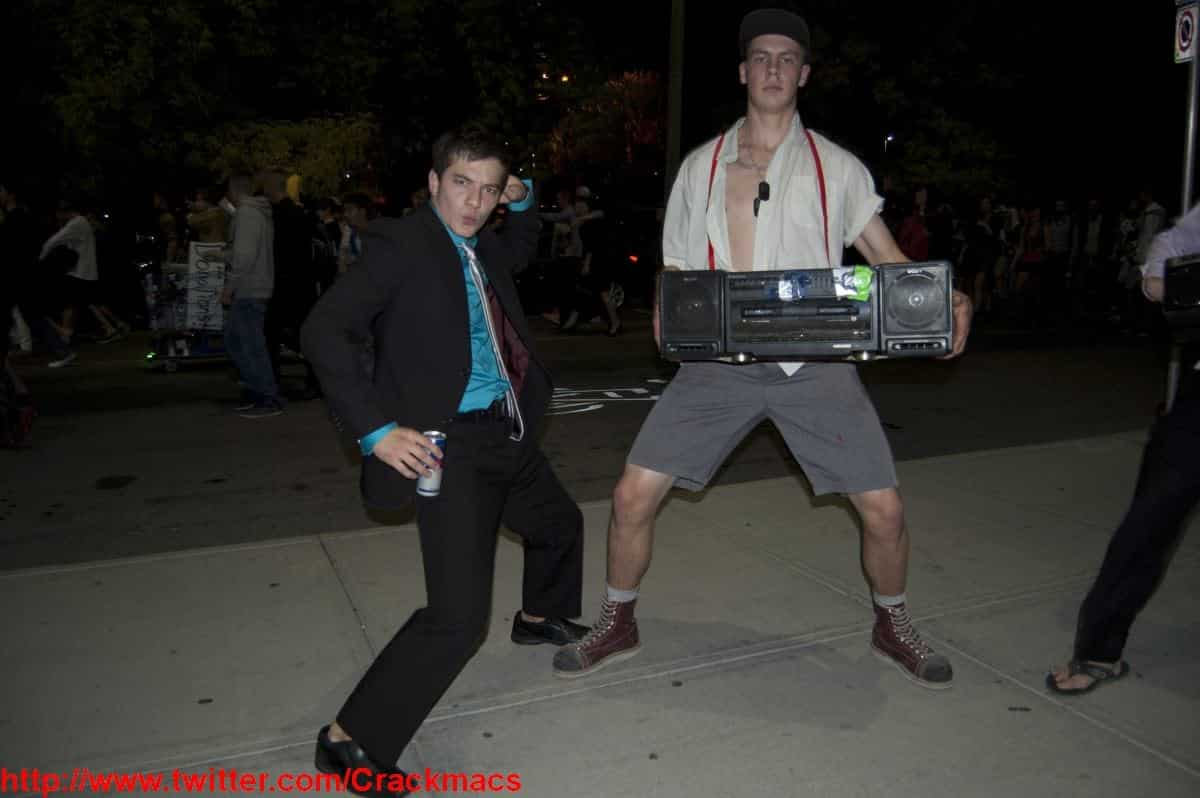 decentralized dance party