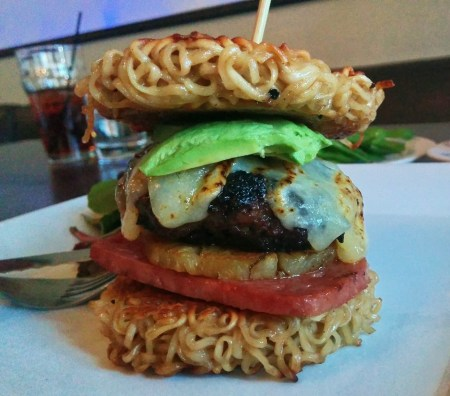 Alberta Burger Fest: Blowfish Sushi