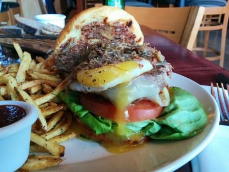Alberta Burger Fest: Brava Bistro