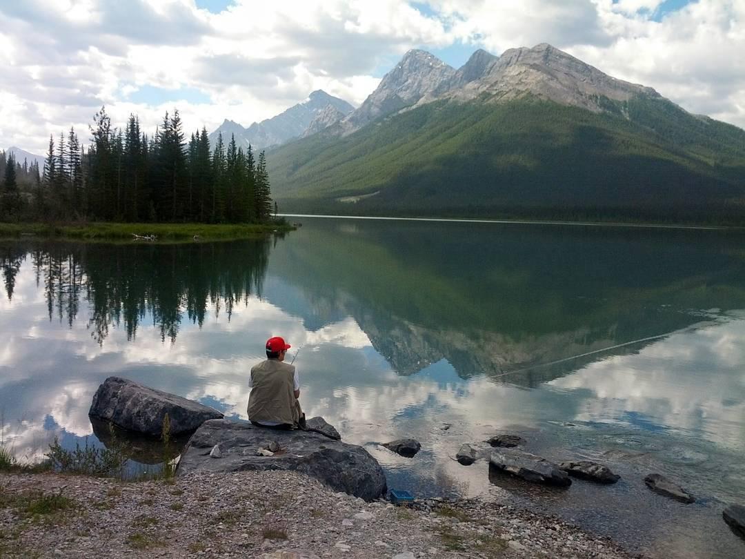 Fishing Around Calgary