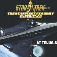 Star Trek: The Starfleet Academy Experience, at TELUS SPARK