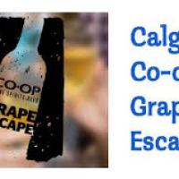 A review of the Co-op Wine and Spirits Grape Escape