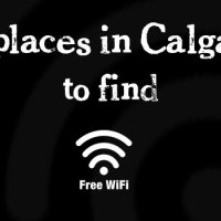10 places to find free WIFI in Calgary
