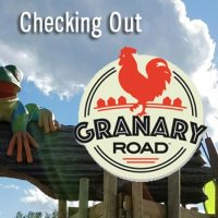 Granary Road is a great place to take kids! Plus it has a market