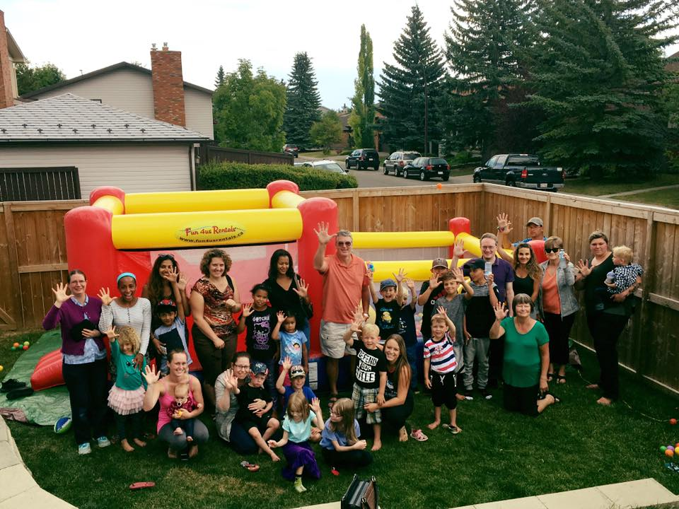 Chace Birthday Party