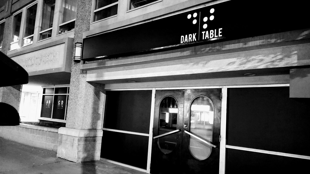 Dark Table Calgary