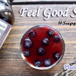 Trying something new and healthy: Feel Good Syrup