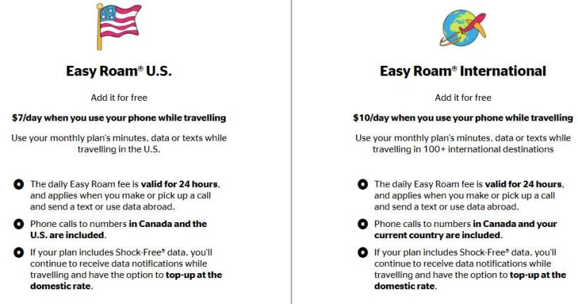 Koodo Mobile in Calgary Easy Roam
