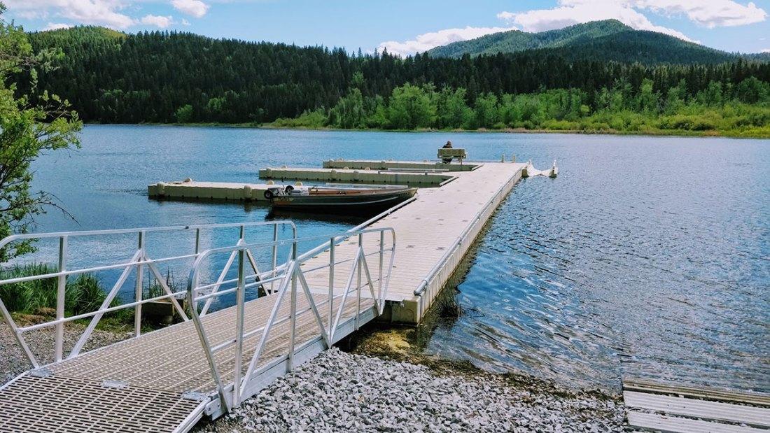CanKeg Beauvais Lake alberta
