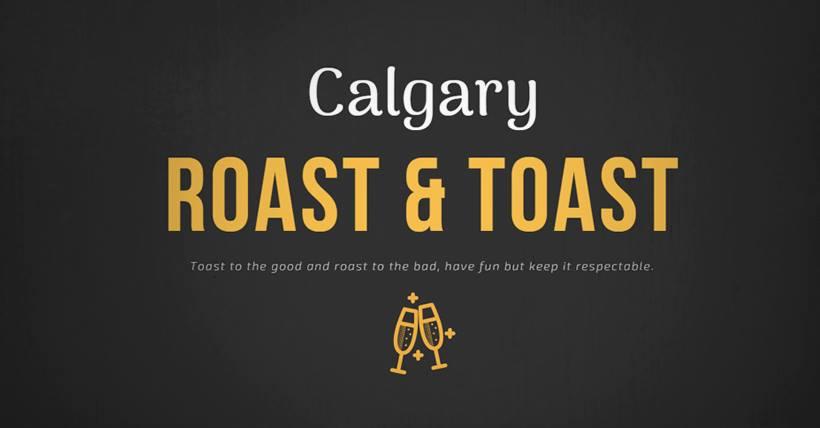 Calgary Groups Roast and Toast