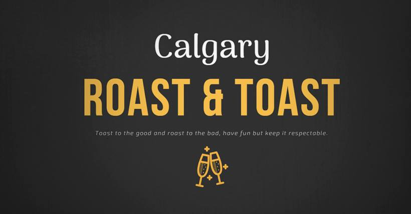 Calgary Groups Roast and Toast