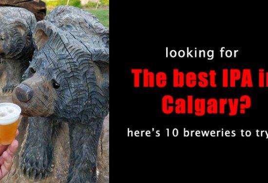 The best IPA in Calgary