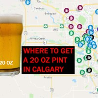 Where to get a 20oz pint of beer in Calgary