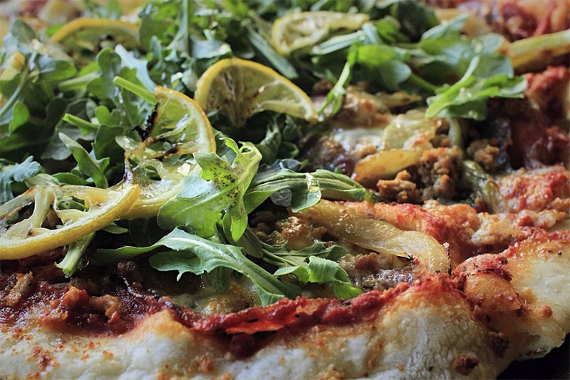 Crackmacs Pizza Beer Revolution