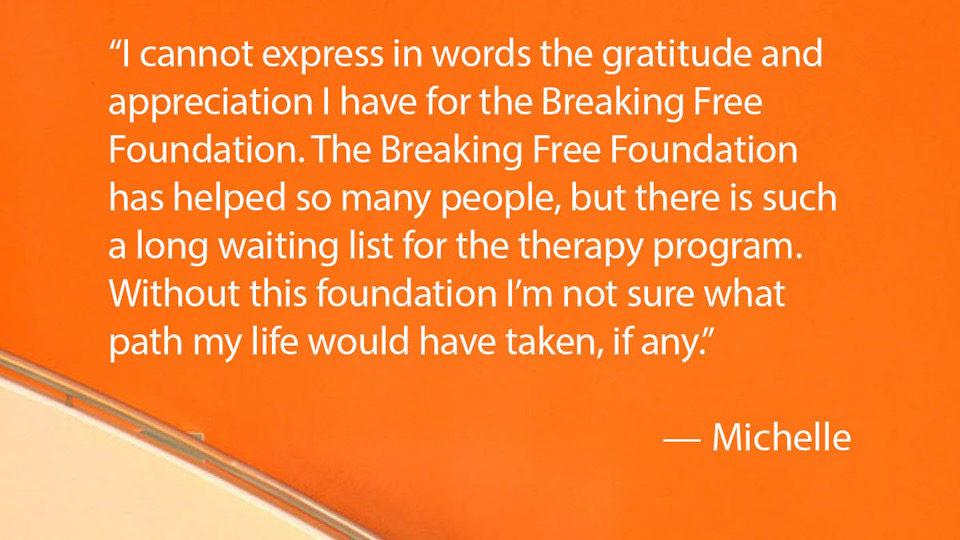 Breaking Free Foundation