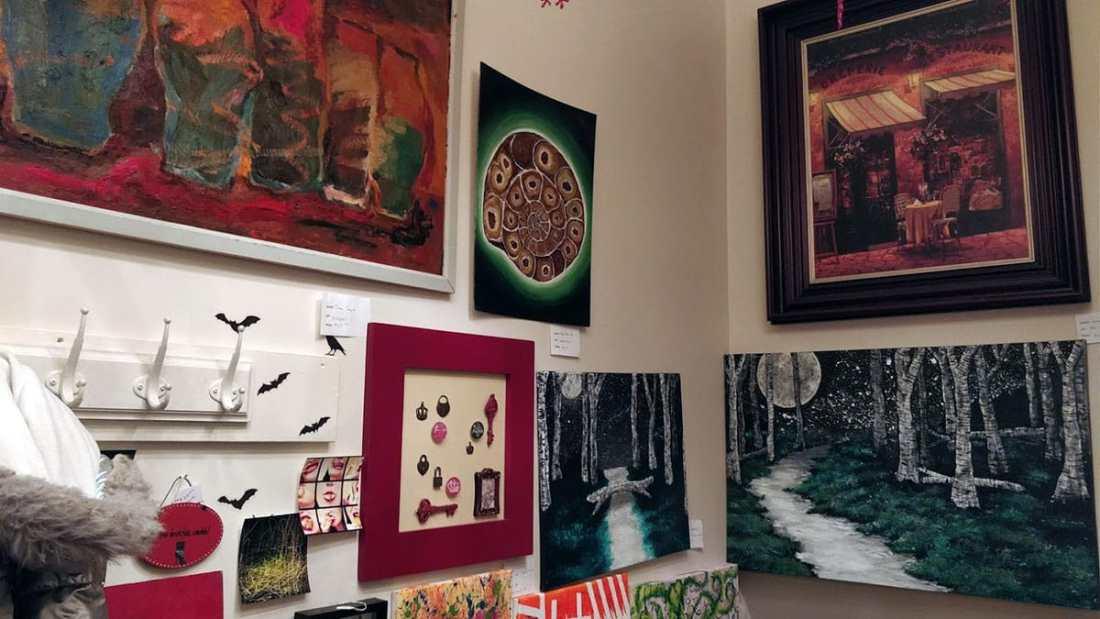Baba's Art Haus Artwork