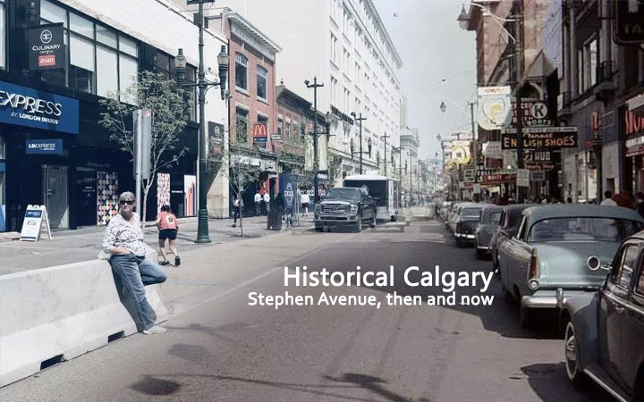 Historical Calgary