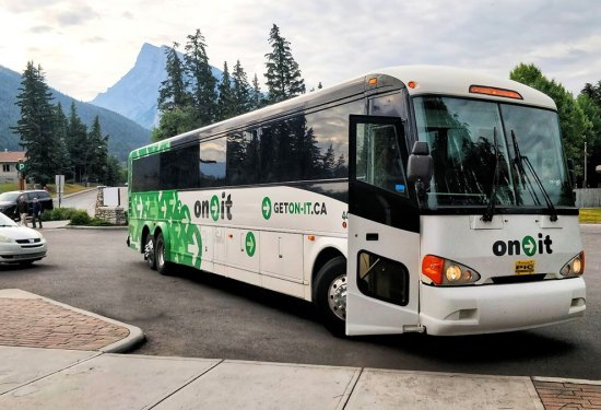 Banff Without A Car – Comprehensive Guide (2020)
