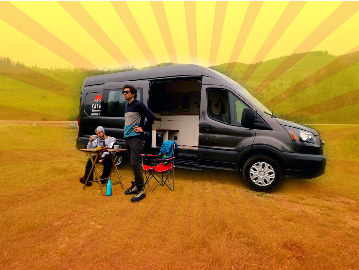 Win A Karma Campervans Summer Prize Pack! (ENDED)