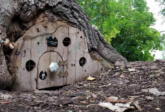 The Secret Riley Park Tree House