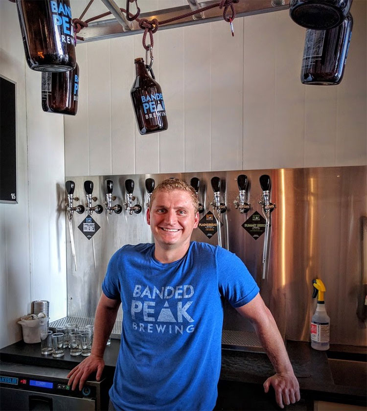 Banded Peak Brewing Owner