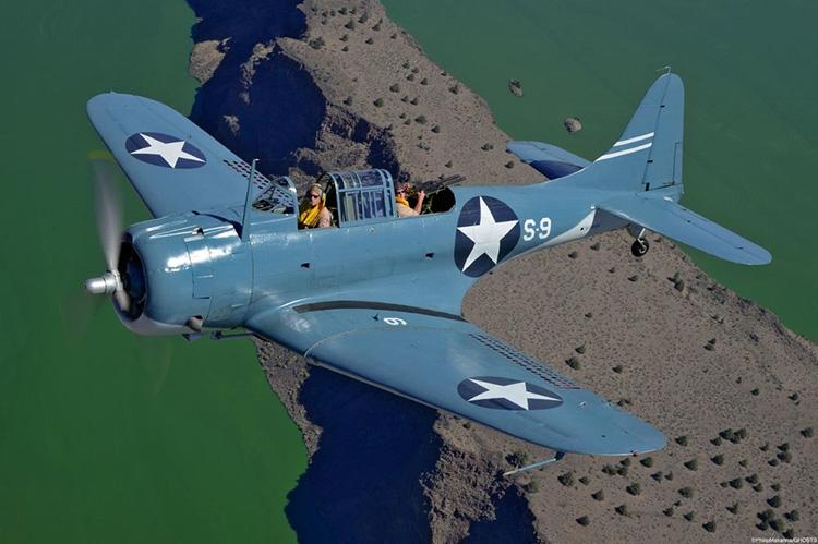 Wings Over Springbank Airshow Curtiss Kittyhawk