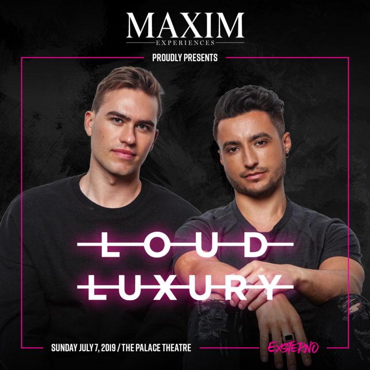 EXSTERNO loud luxury