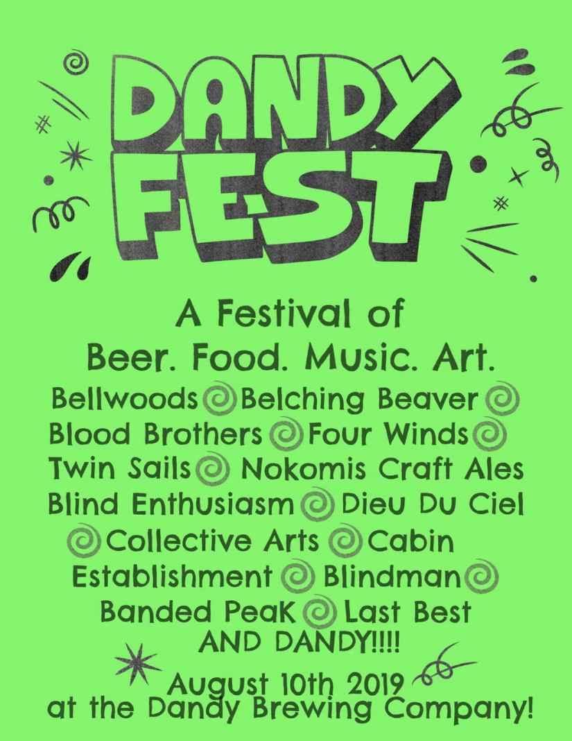 Dandyfest 2019