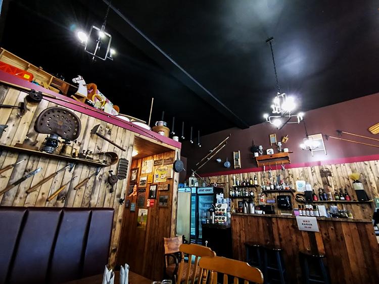 LUNA Art Festival big bend cafe
